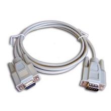 Кабель RS-232 DB9F/DB9M
