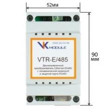 Перетворювач Ethernet - RS485